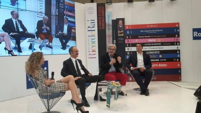 Gianna Garbelli, Mario Sturla, Vittorio Sgarbi, Luigi De Siervo